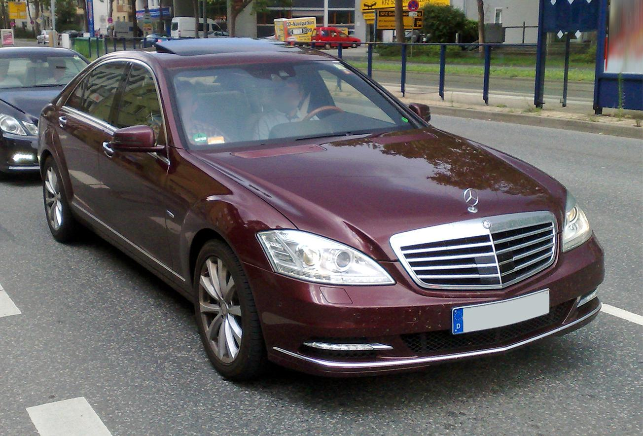 Mercedes benz w221 for Mercedes benz org