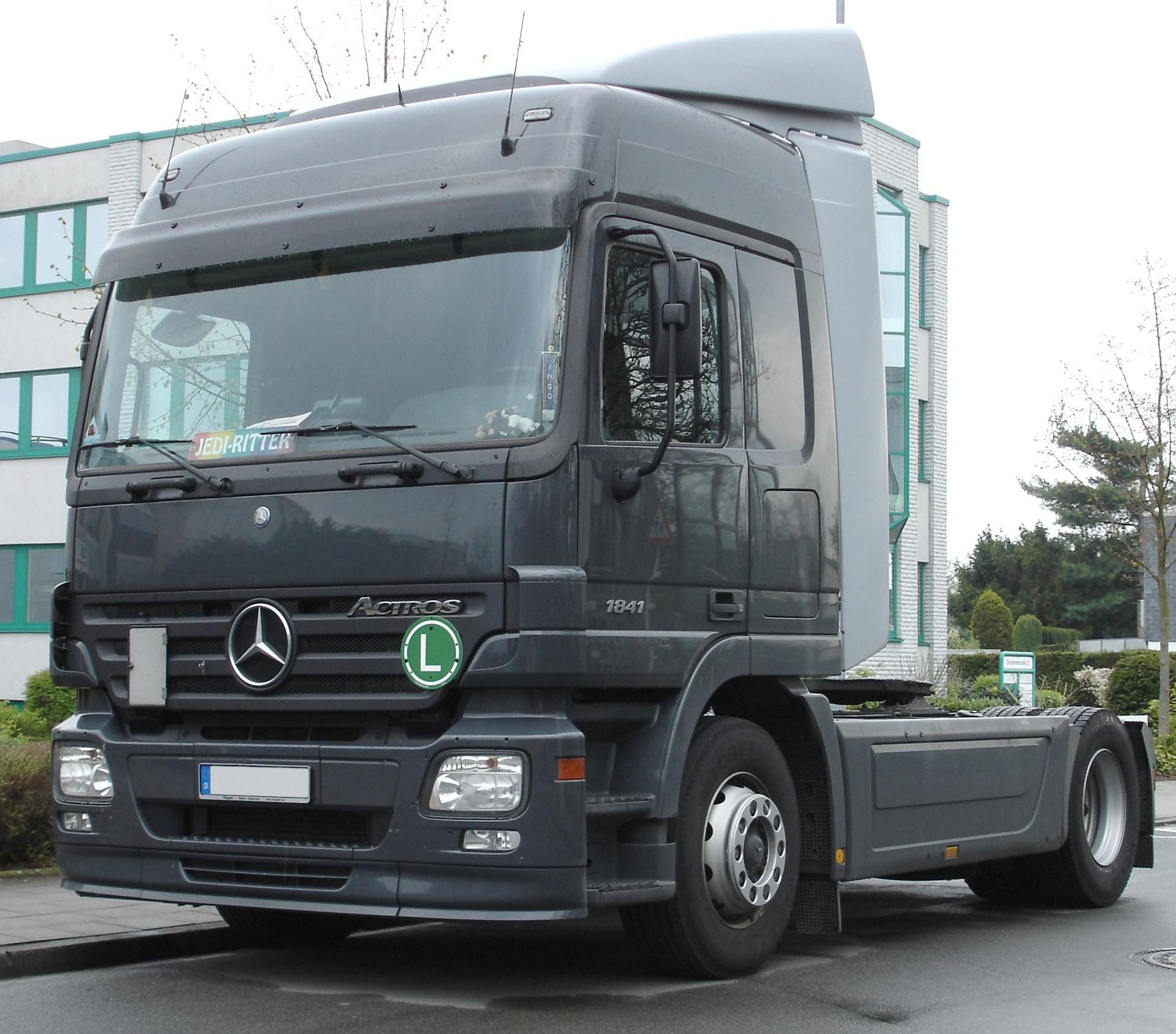 MBM also assembles Mercedes-Benz and Mitsubishi Fuso commercial vehicles.
