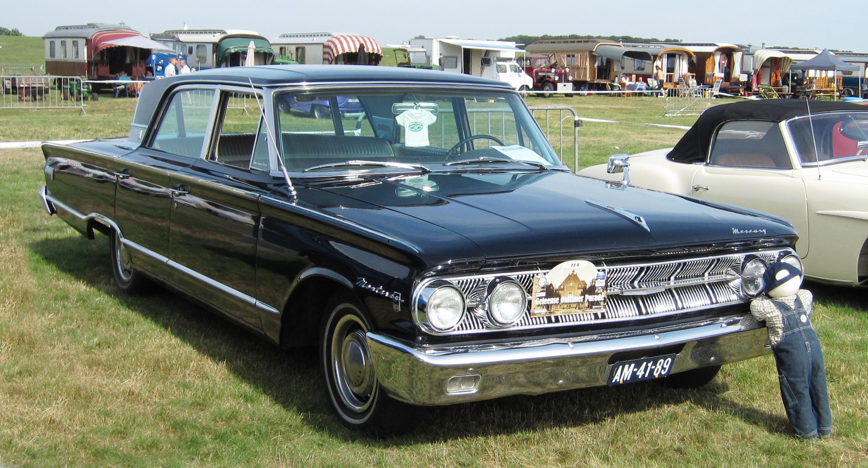 mercury monarch cars