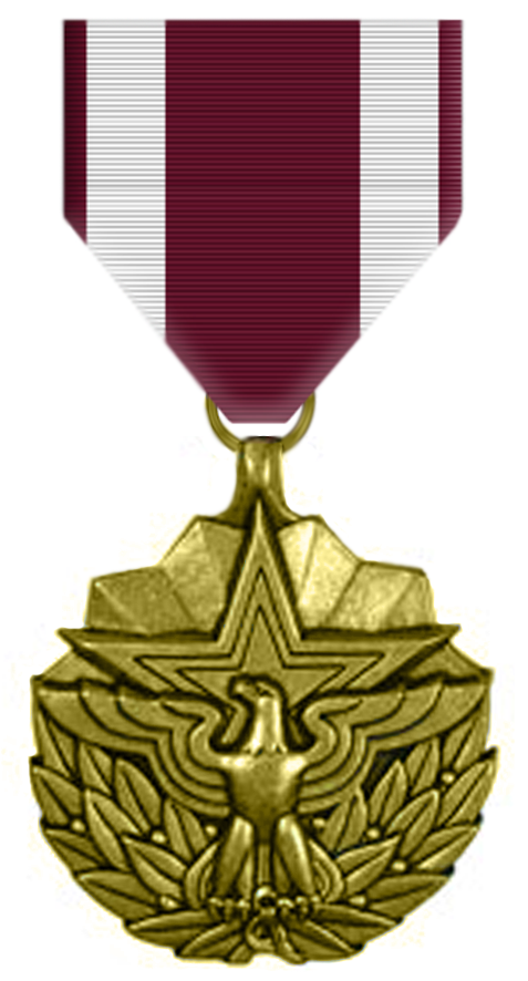 Army Achievement Medal Award Bullets