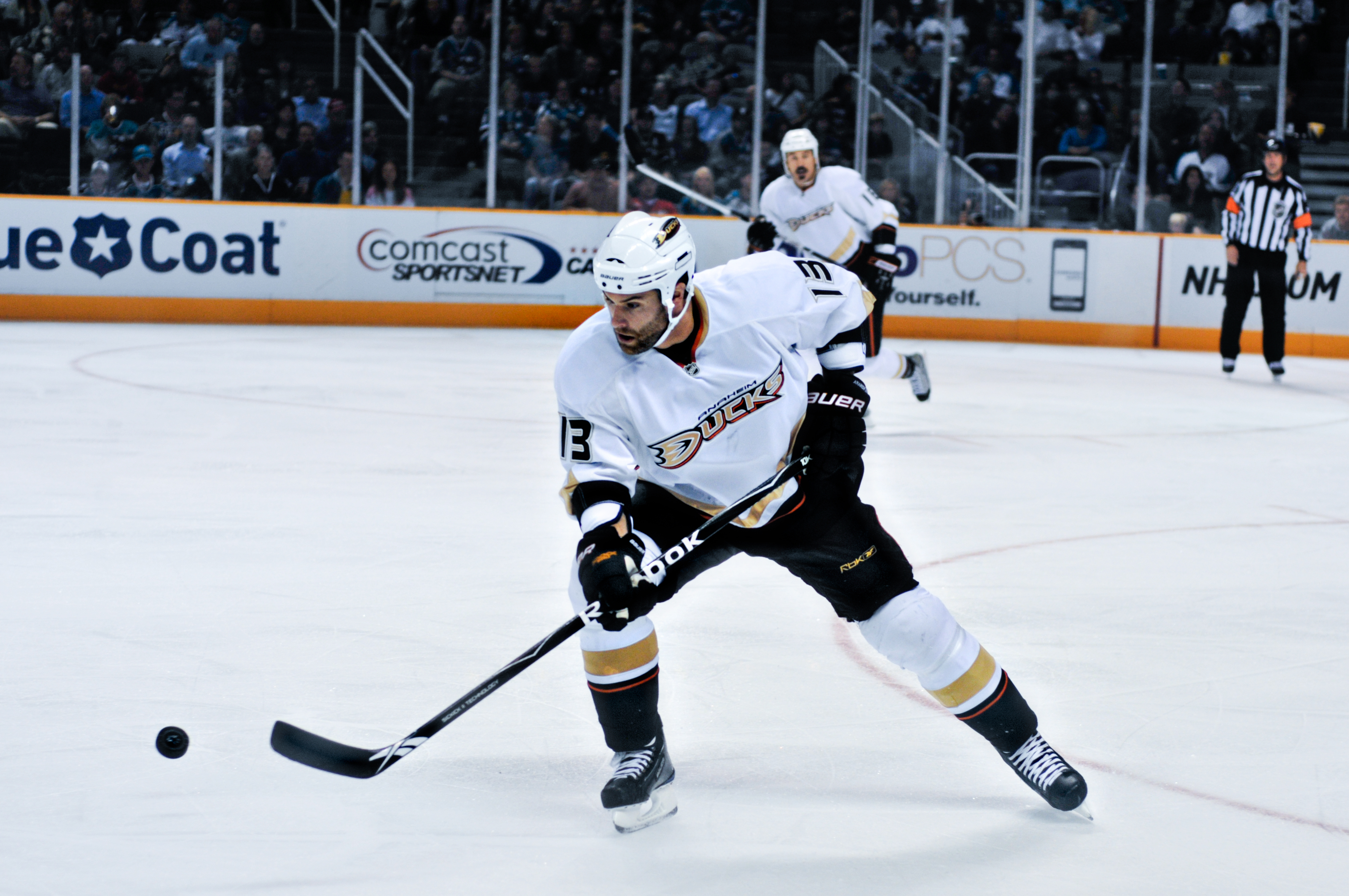 File:Mike Brown (ice hockey).jpg - Wikipedia Hockey