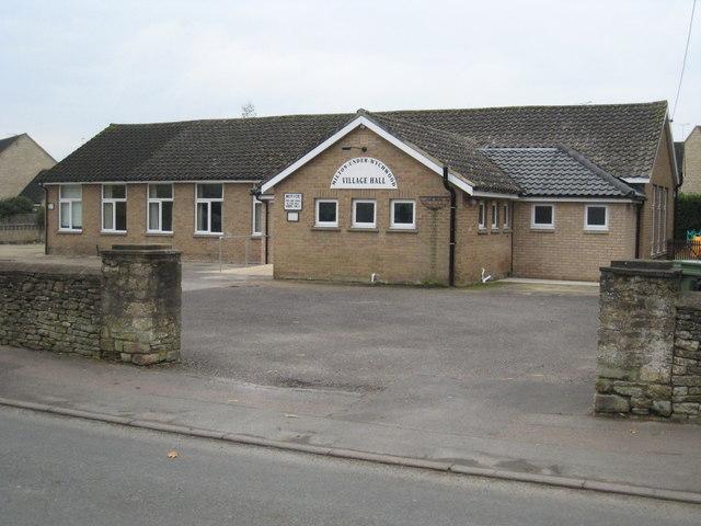 File:Milton Under Wychwood village hall - geograph.org.uk - 1031748.jpg