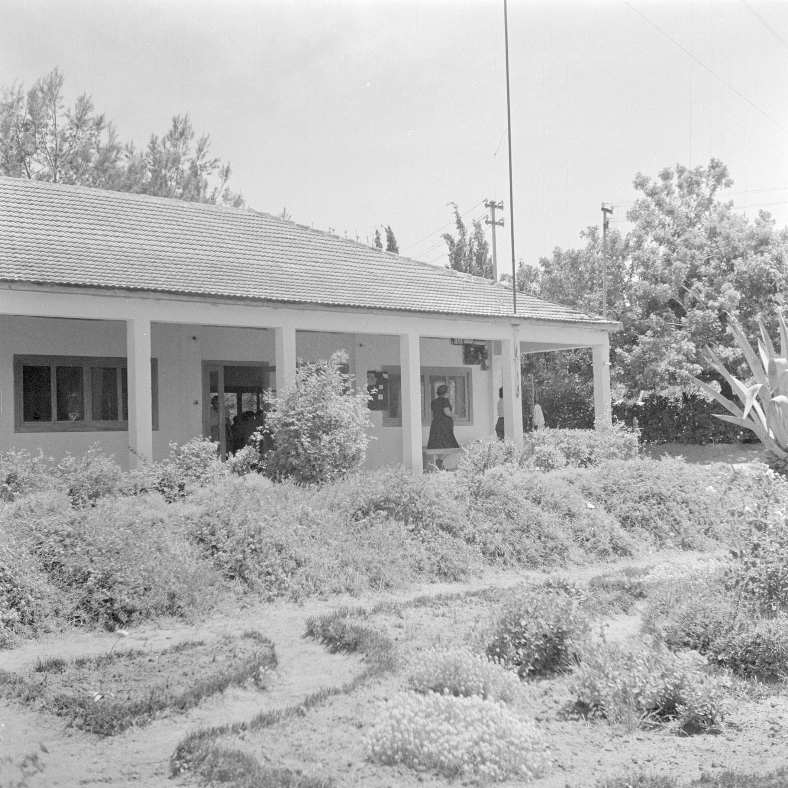 Filemoderne Bungalows In Kibboets Ramat Jochanan Bestanddeelnr 255