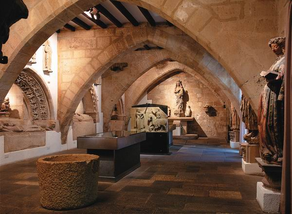 Cathedral museum