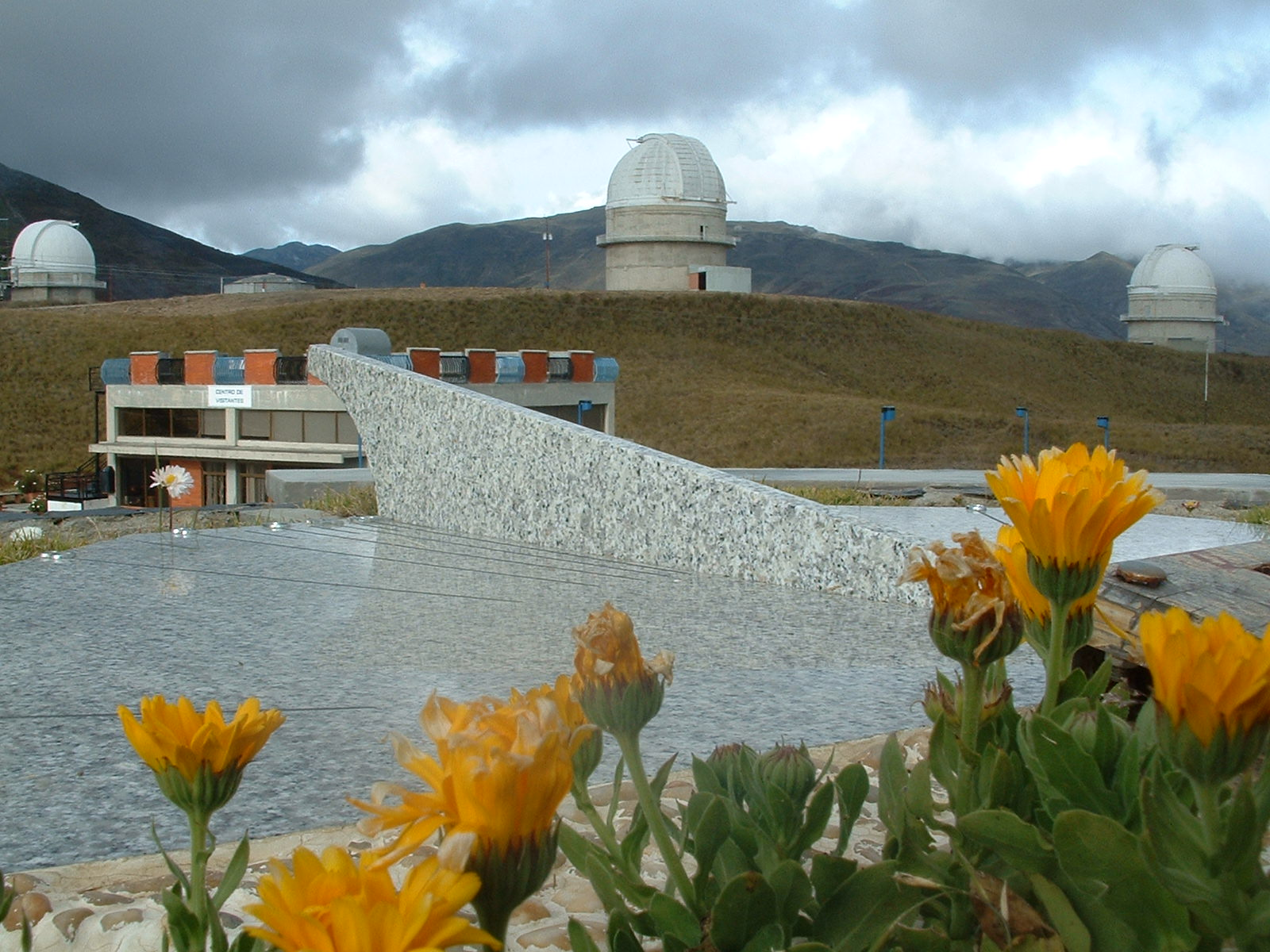 Observatorio astron mico nacional de llano del hato wikiwand - Centro nacional del vidrio ...