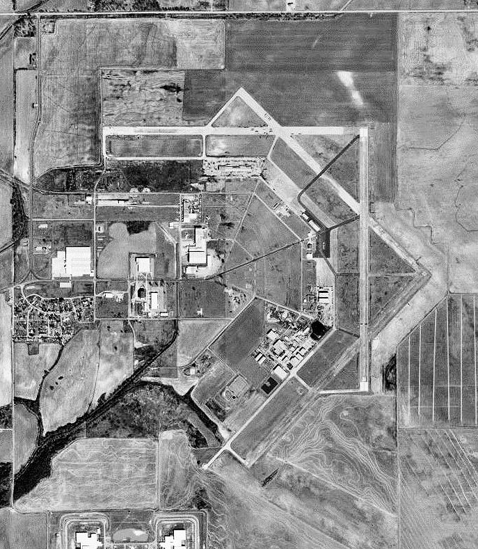 Map of patch barracks 1960s click here for notes from warner