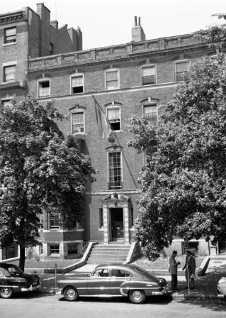 Campo minato Teoria affermata alias  File:Omicron Chapter of Phi Sigma Kappa, at MIT, 1940s.jpg - Wikimedia  Commons