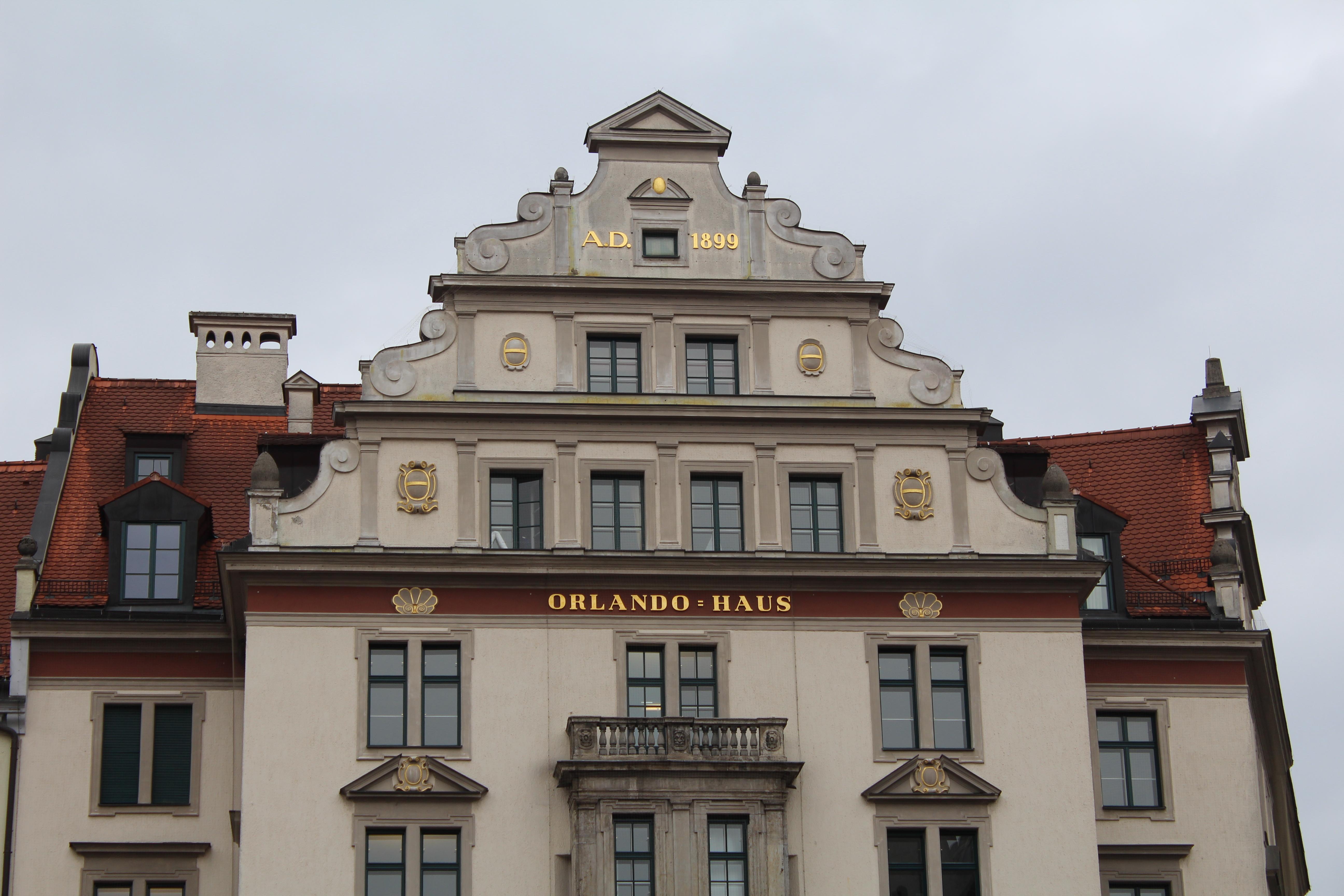 Orlando Haus file orlando haus munich 2 jpg wikimedia commons