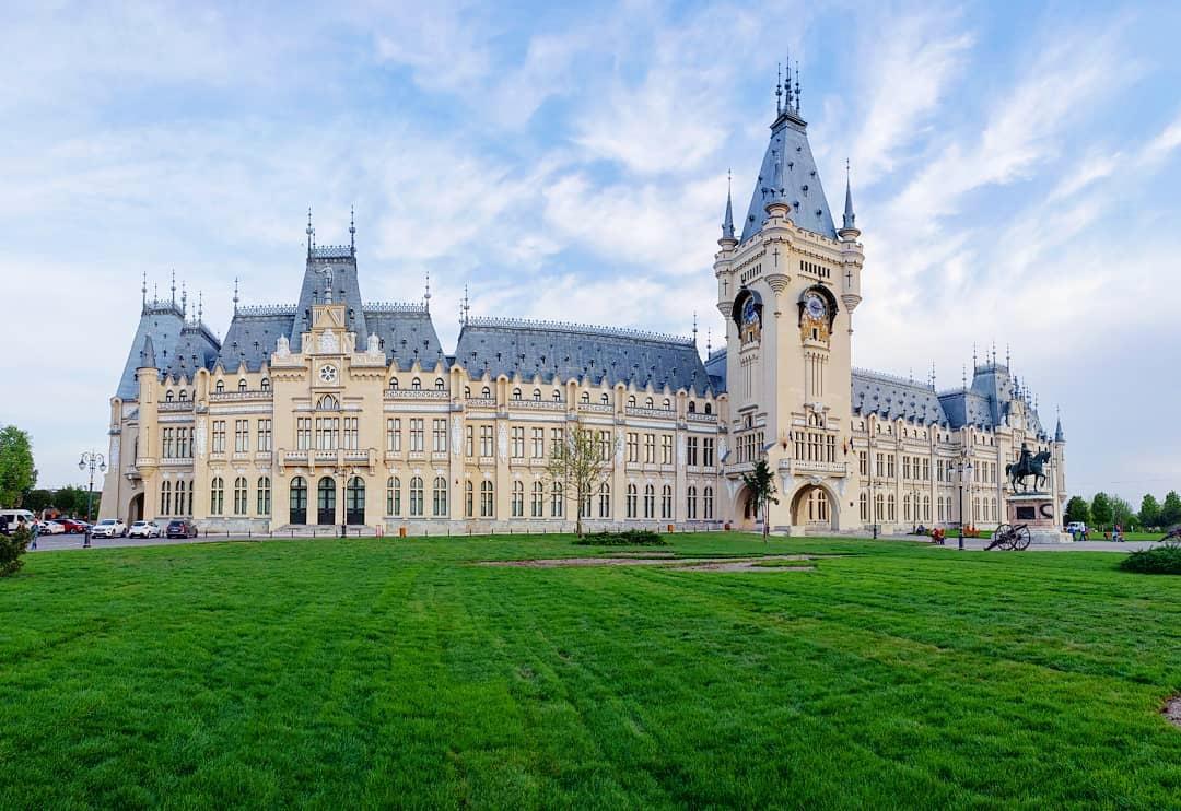 Palace Of Culture (Iași)