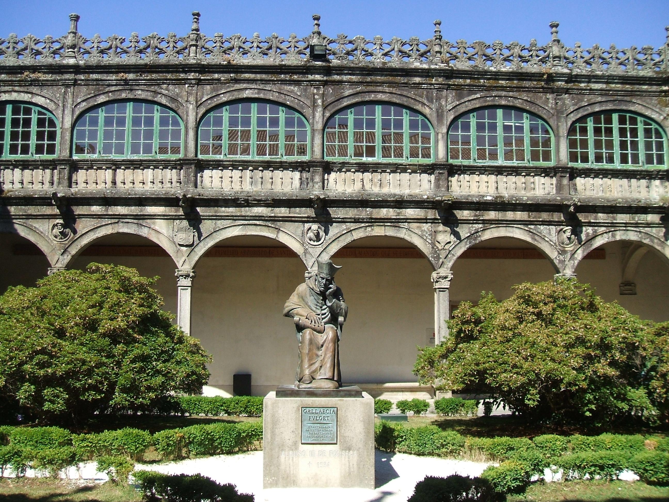 Santiago De Compostela Food And Drink