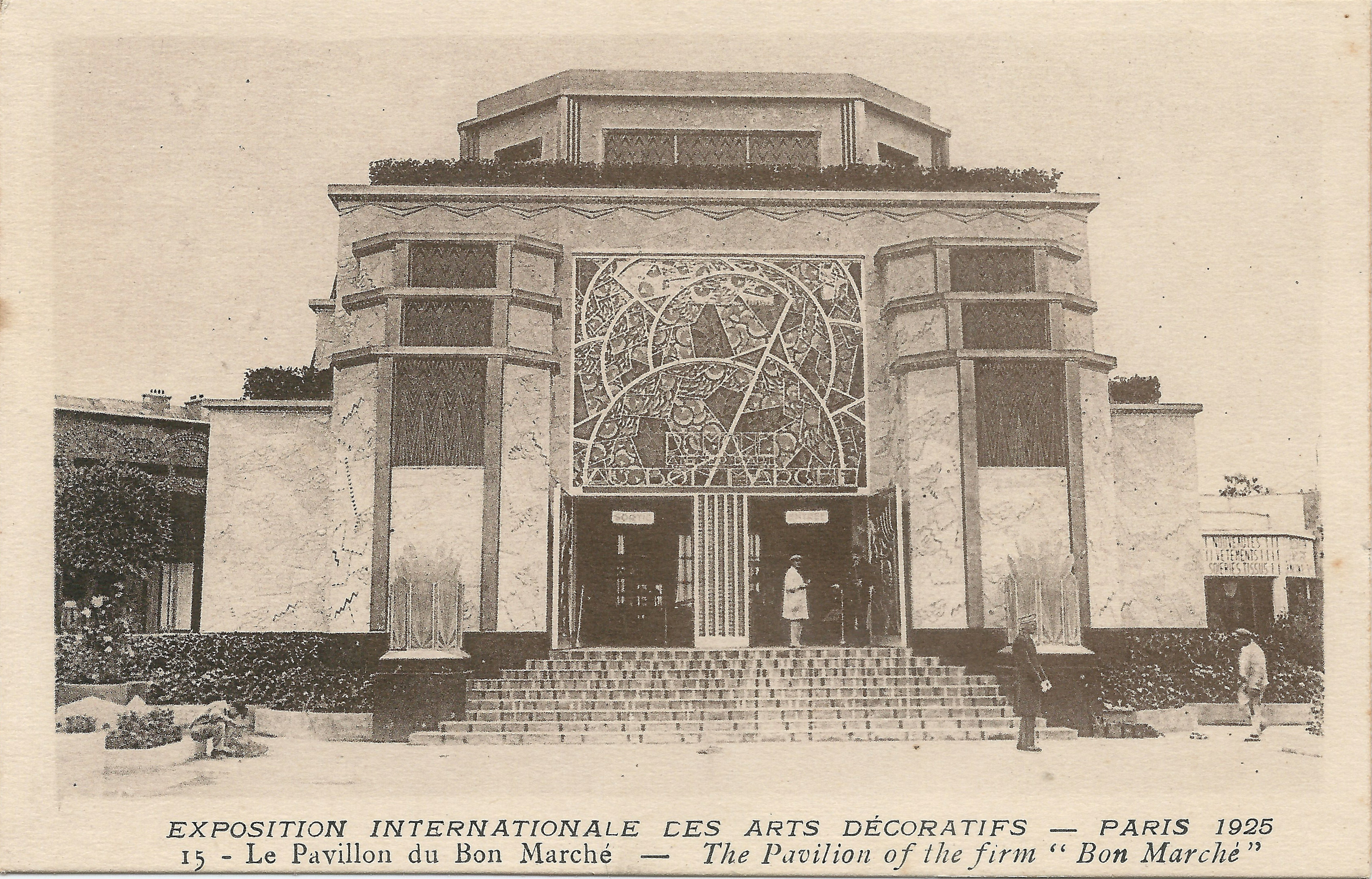 International Exhibition of Modern Decorative and Industrial Arts ...