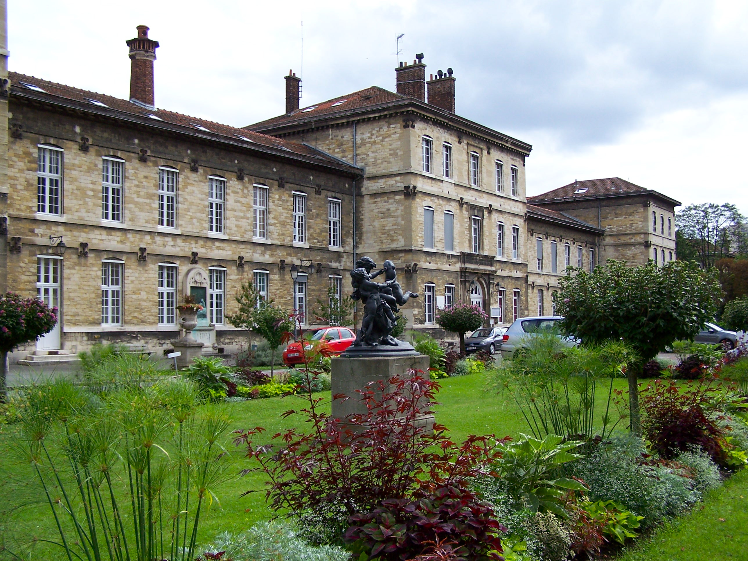 Sainte Anne Hospital Center Wikipedia