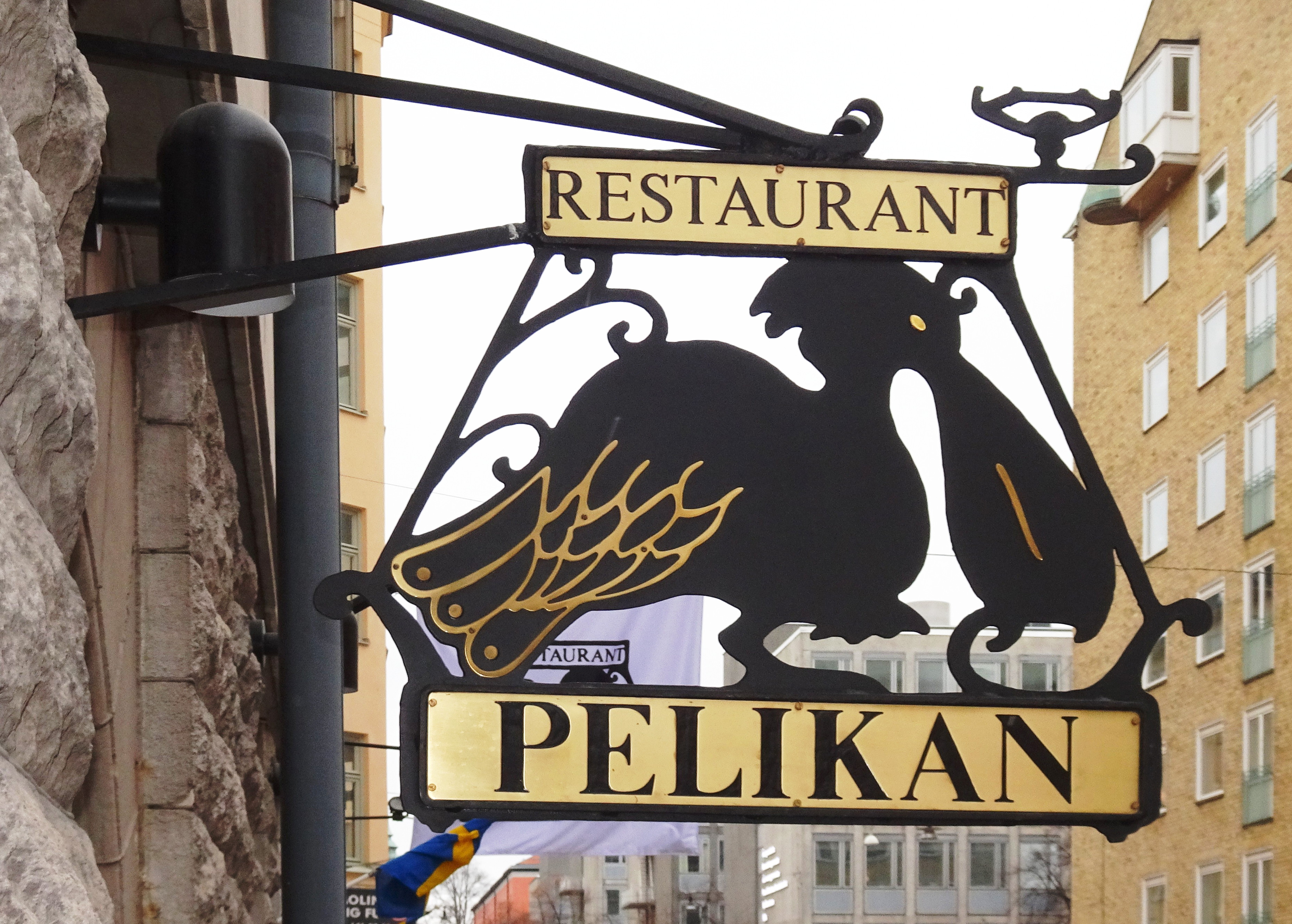 restaurang pelikan södermalm