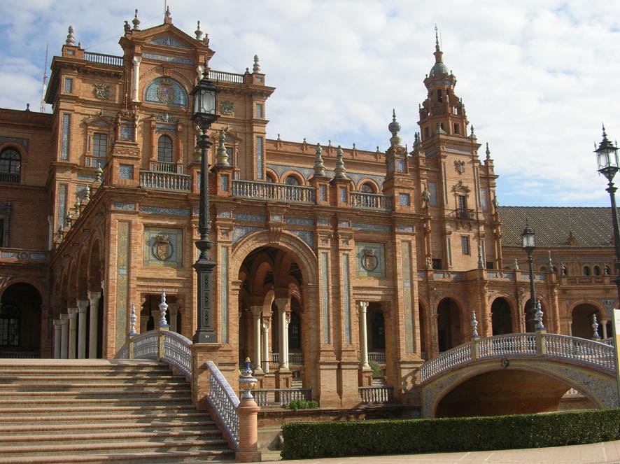 Place d'Espagne (Séville) 11.JPG