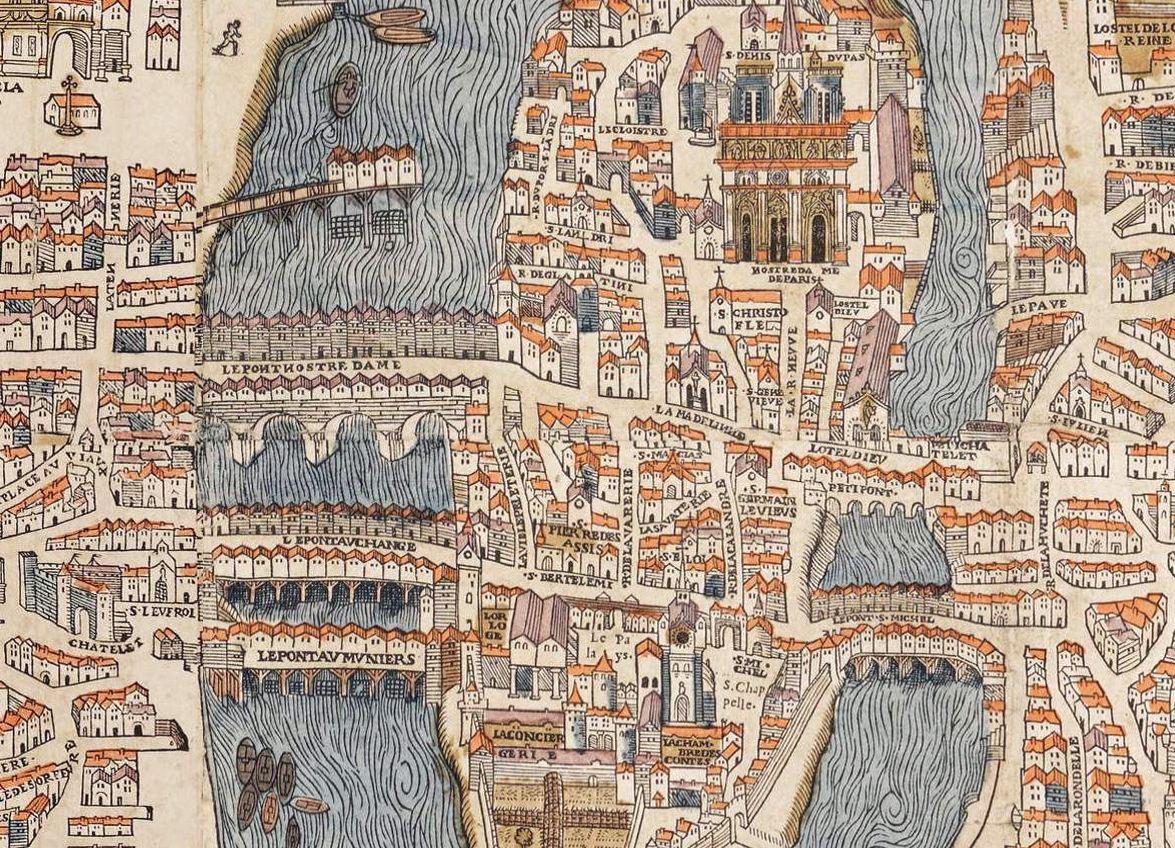 File:Ponts de l'ile de la Cité (1550).jpg