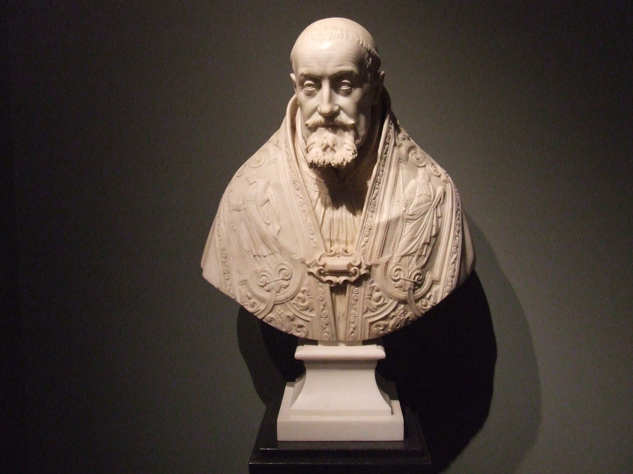 file pope gregorius xv sculpture by gian lorenzo bernini jpg file pope gregorius xv sculpture by gian lorenzo bernini jpg