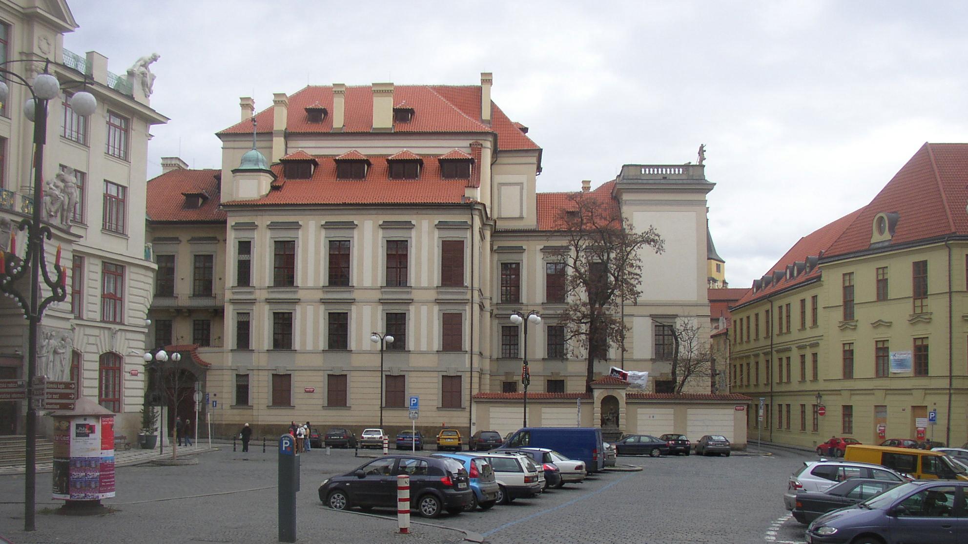 Clam-Gallasův palác (Praha)