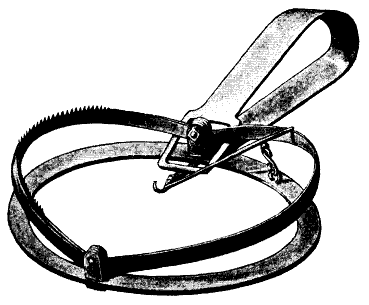 Illustration of an Old School Trap