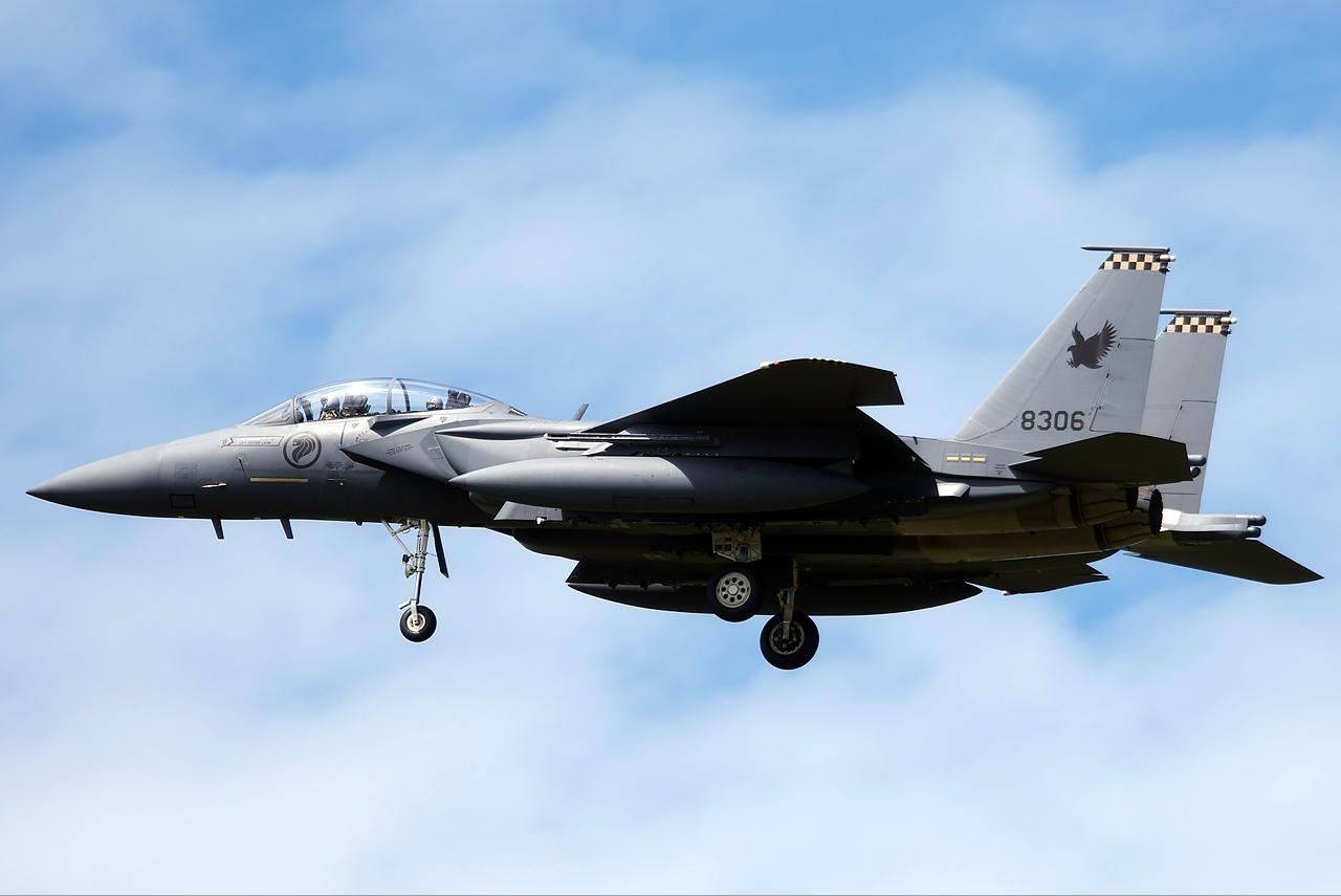 F 15 Singapura File:RSAF Boeing F-15S...