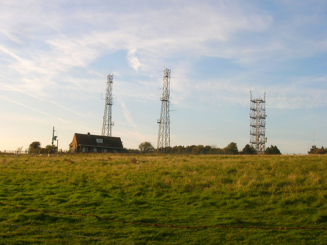 Radio Transmitting Station, Truleigh Hill - geograph.org.uk - 984442