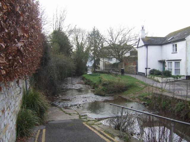 River Lym - geograph.org.uk - 712744