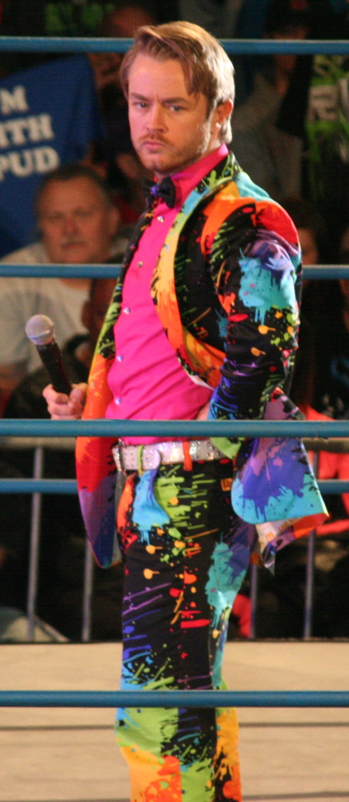 Why did TNA ruin Rockstar Spud? - Page 2 - Wrestling Forum: WWE