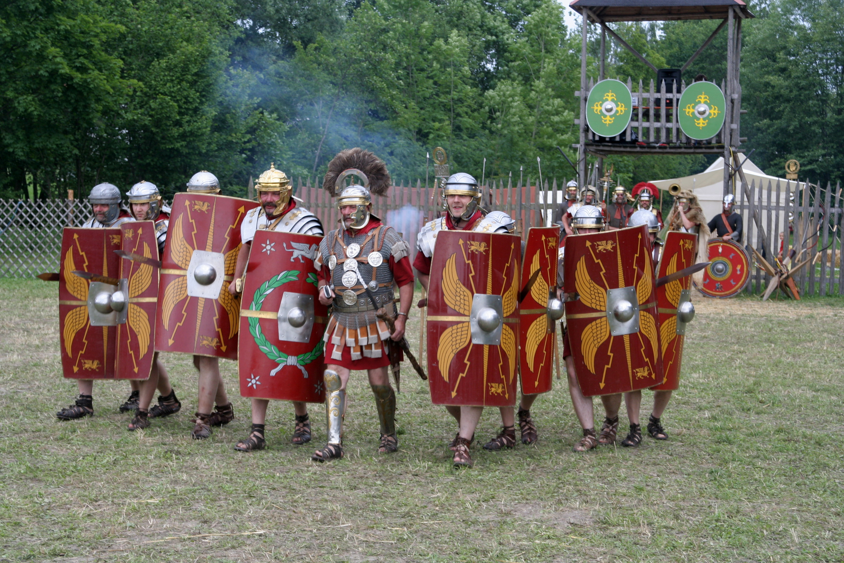 Military of ancient Rome