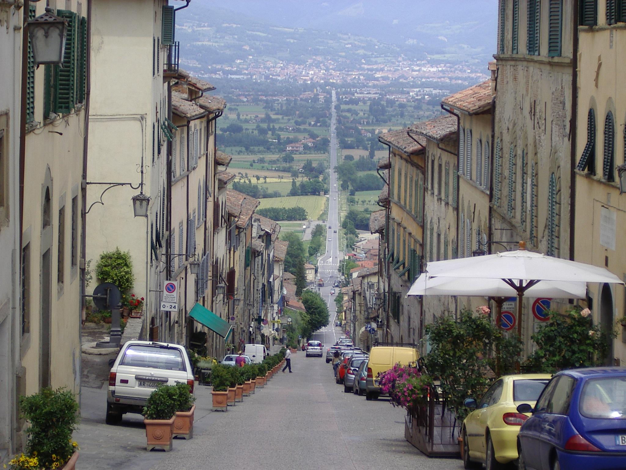 Arezzo Hotel Con Spa