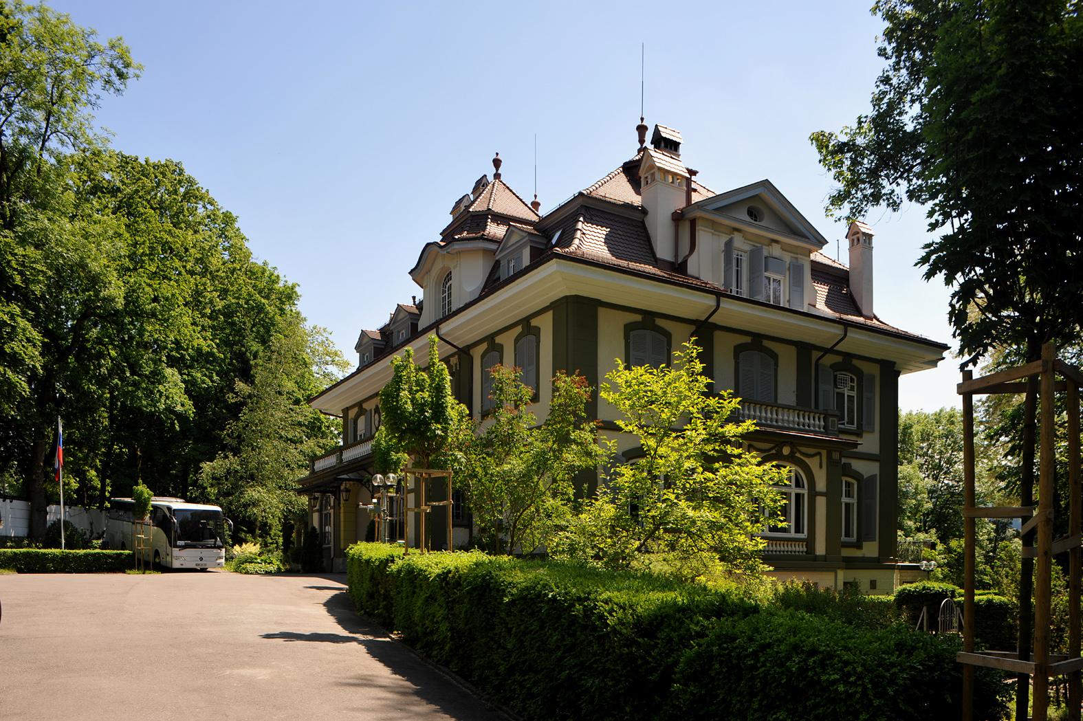 Embassy of Russia in Bern