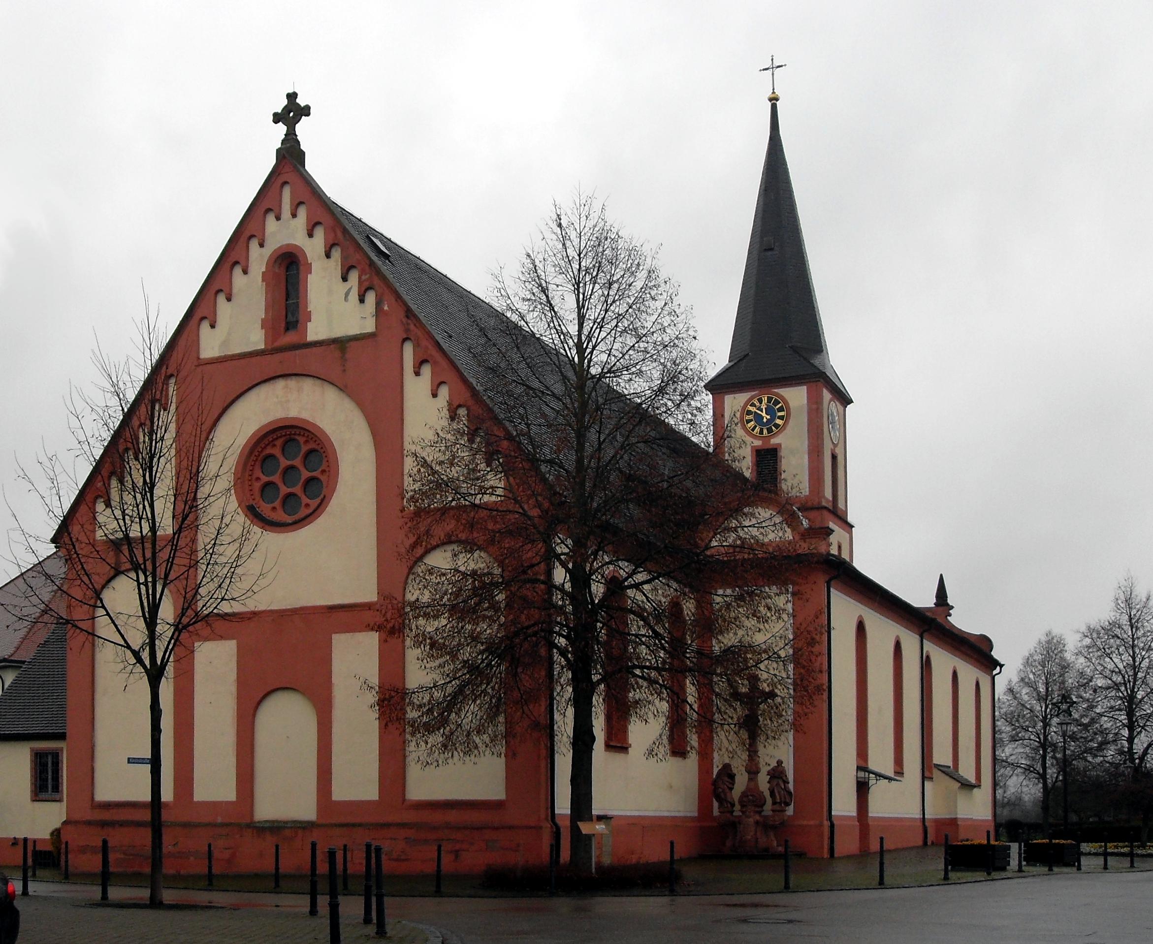 Kirche St Peter