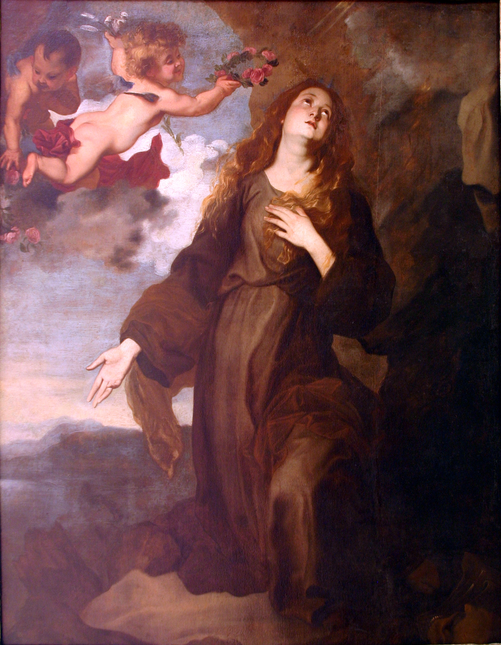 https://upload.wikimedia.org/wikipedia/commons/9/93/Saint_Rosalia_-_Anthony_Van_Dyck_-_Palazzo_Abatellis_-_Palermo_-_Italy_2015.JPG