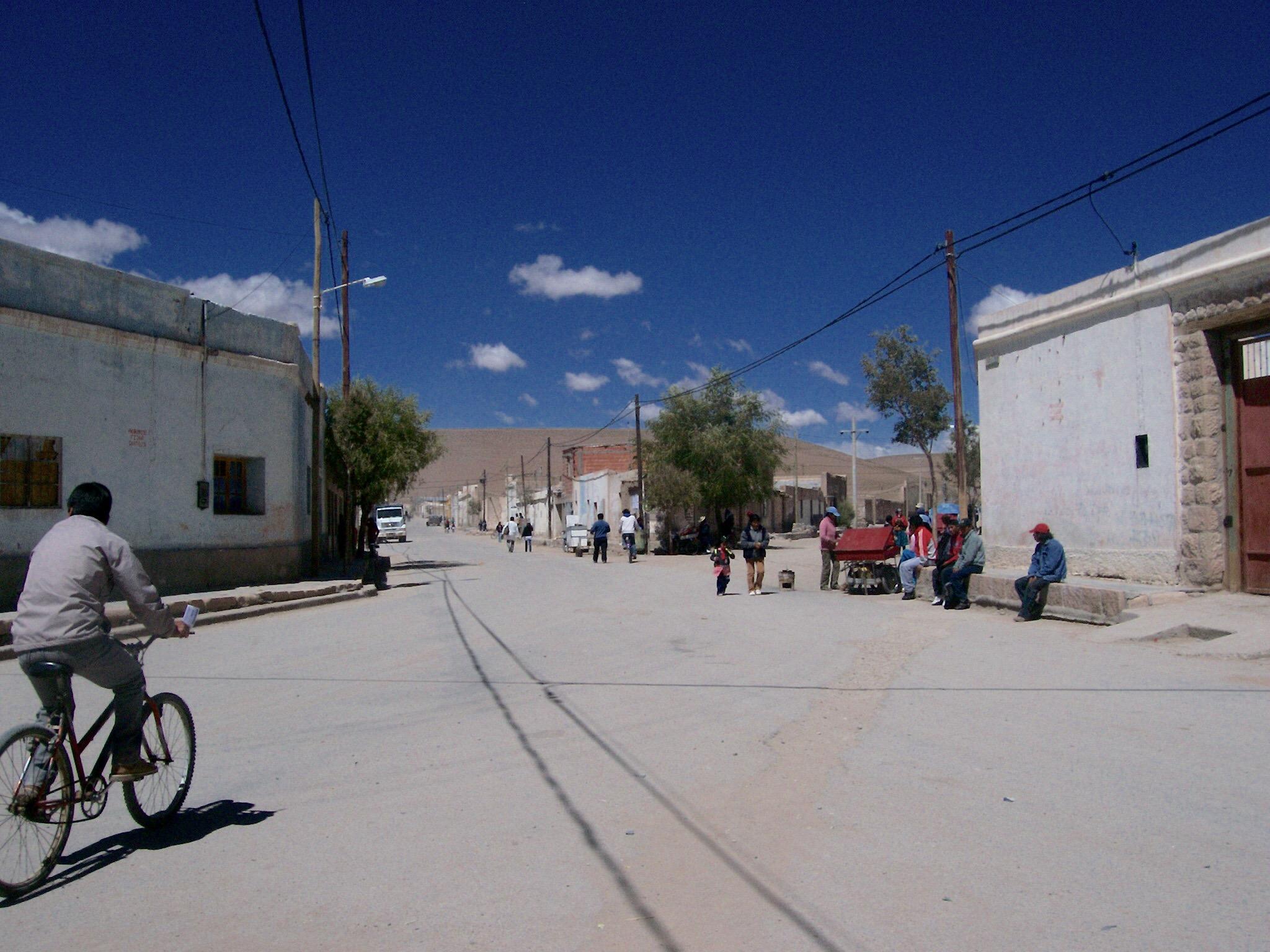 poblados