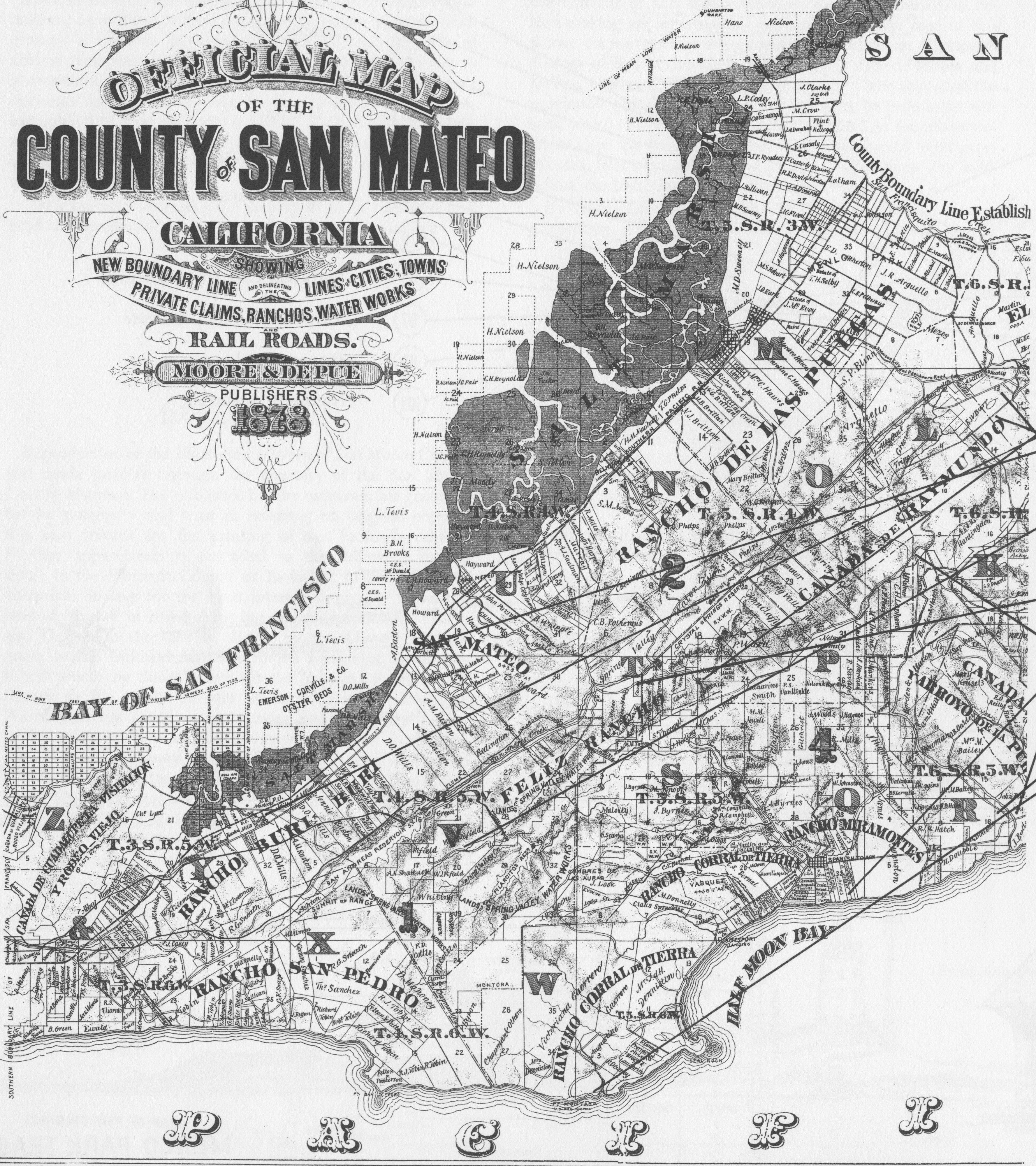 File:San Mateo County Map 1878.jpg - Wikimedia Commons on mt. san antonio map, la costa valley map, san fran map, rodriguez, rizal, fortuna ca street map, tanay, rizal, contra costa county map, santa cruz ca area map, san buenaventura map, california map, taytay, rizal, imus, cavite, alameda island map, san tomas map, san pablo map, tanza, cavite, san pedro ca map, santa clara map, carmel drive pacifica ca map, lucena city, bay area map, bacoor, cavite, cardona, rizal, san miguel map, san lorenzo map, baras, rizal, redwood city map, cainta, rizal, morong, rizal, jala-jala, rizal, san martin map, antipolo city,