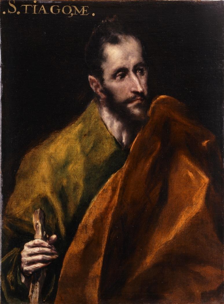 File:Santiago el Menor, de El Greco (Museo Nacional de ...
