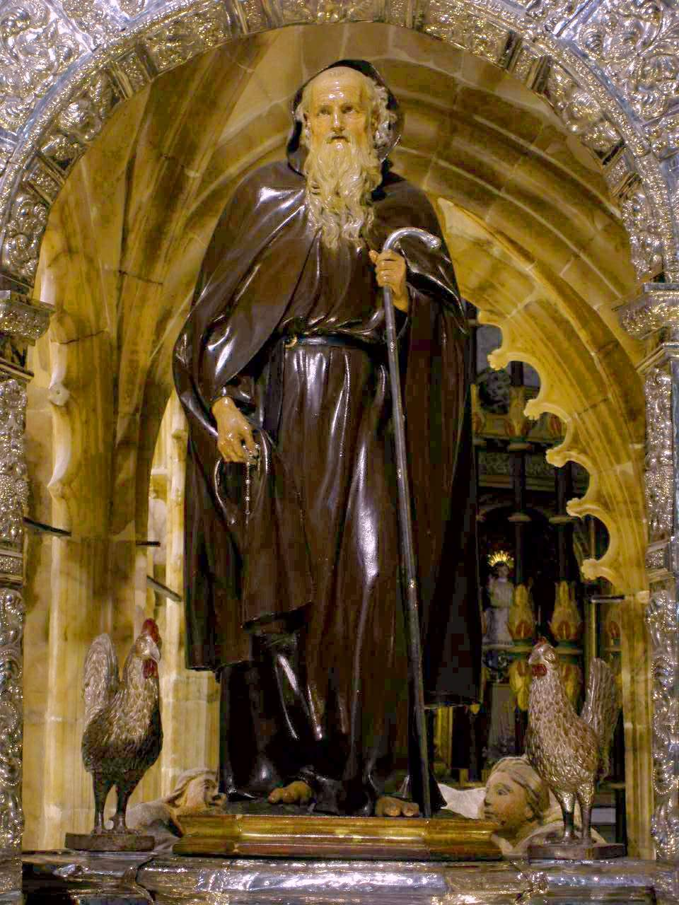 Den hellige dominikus av landeveien 1019 1109 den katolske kirke - Casa rural santo domingo dela calzada ...