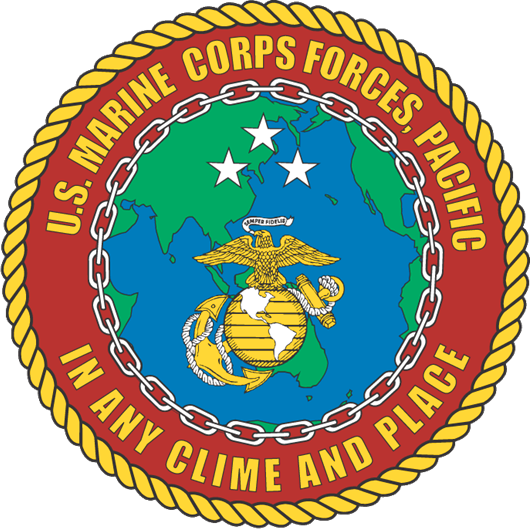 Fileseal Of Us Marine Corps Forces Pacificg Wikipedia