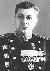 Sergei Trofimenko Soviet general