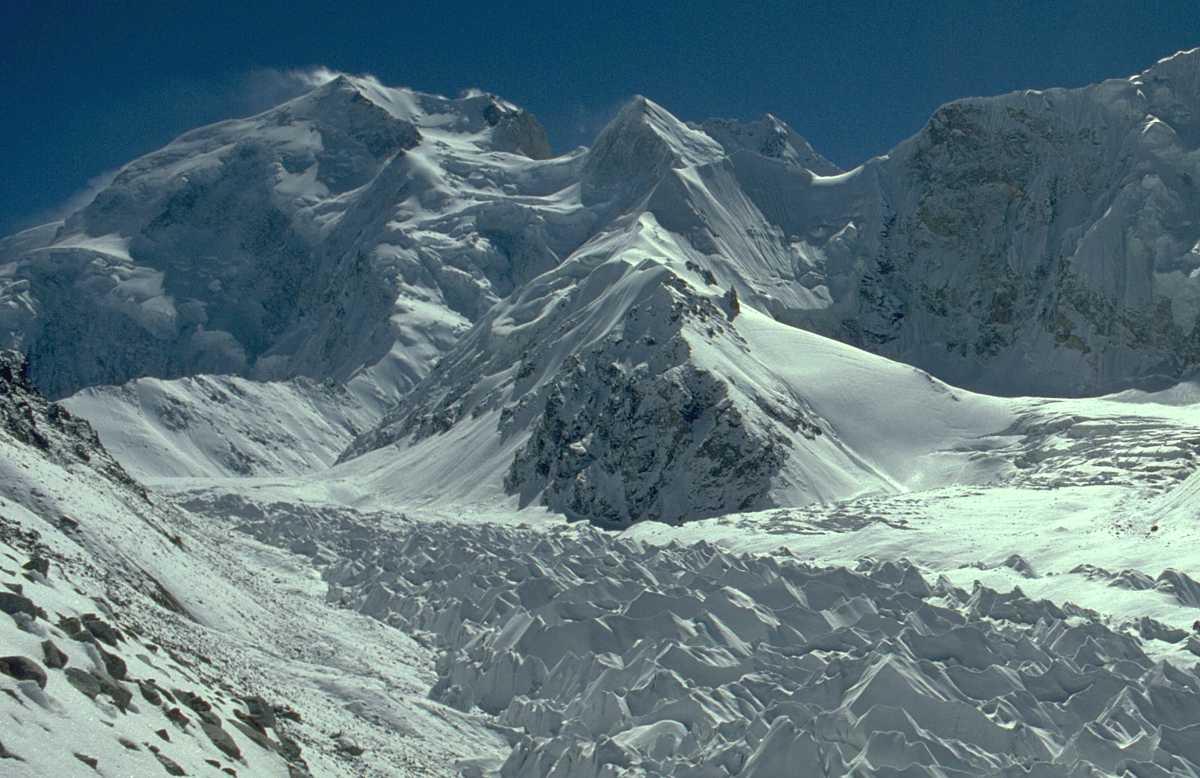 Image result for Mamostong Kangri Peak