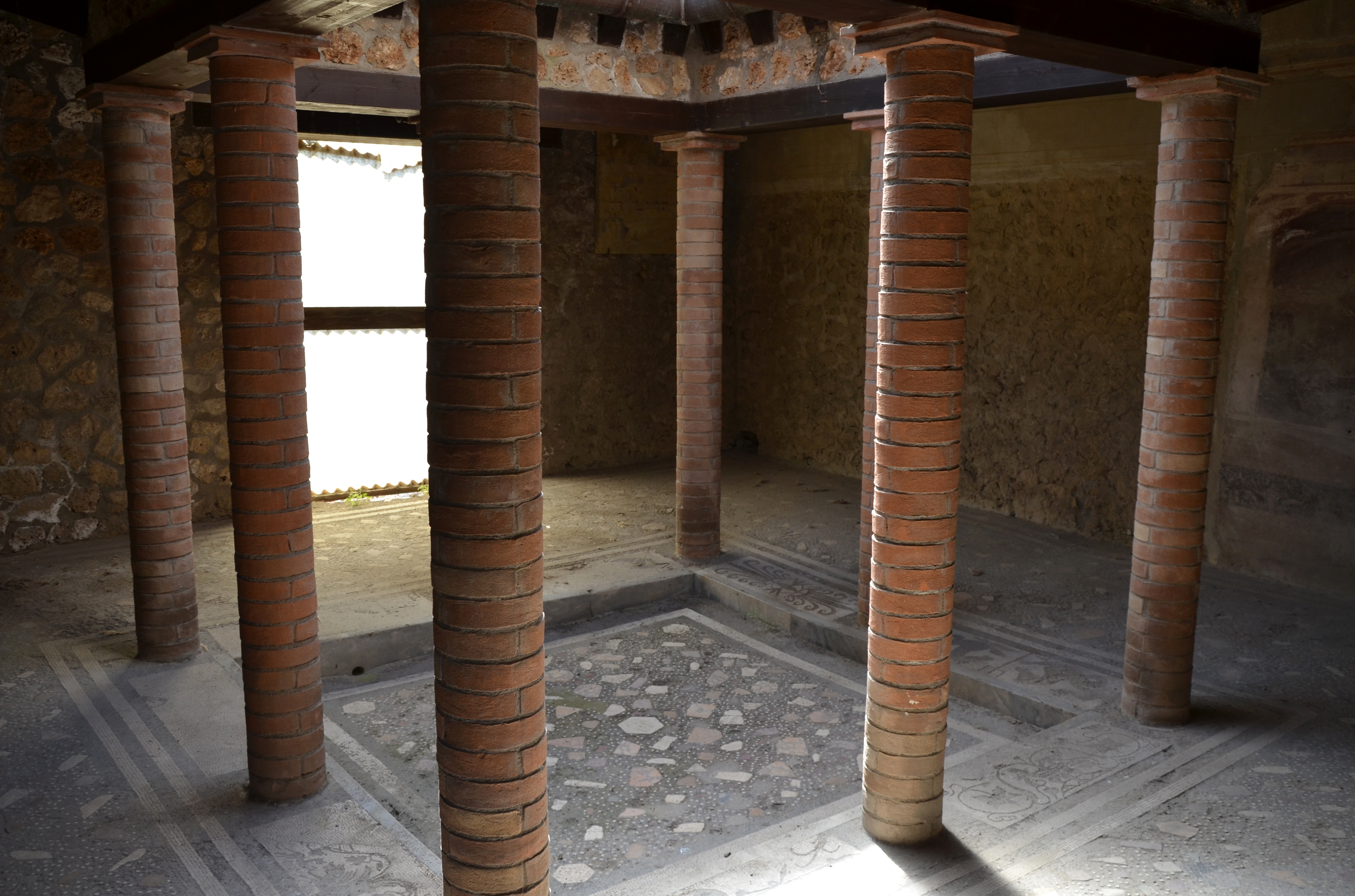House of menander pompeii pictures