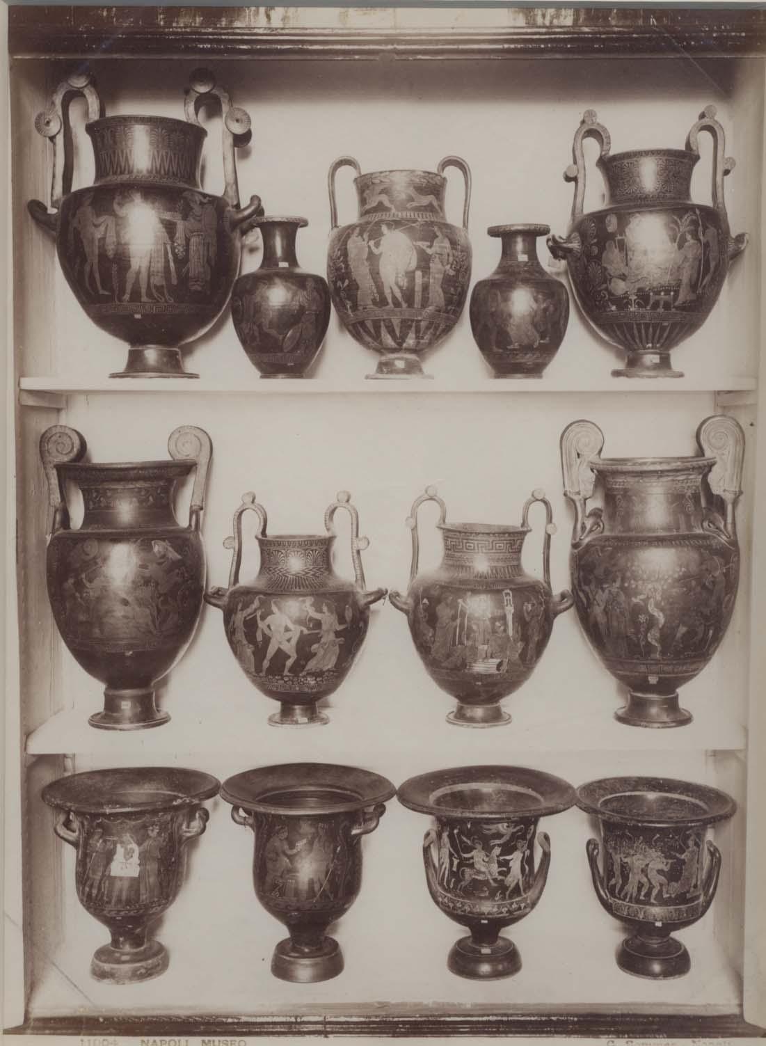 File sommer giorgio 1834 1914 vasi antichi nel museo for Vasi antichi