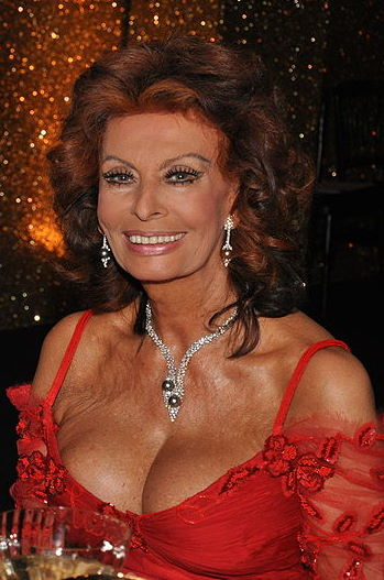 loren sophia biography