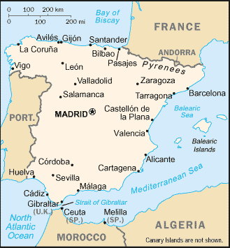 Spain CIA map.png