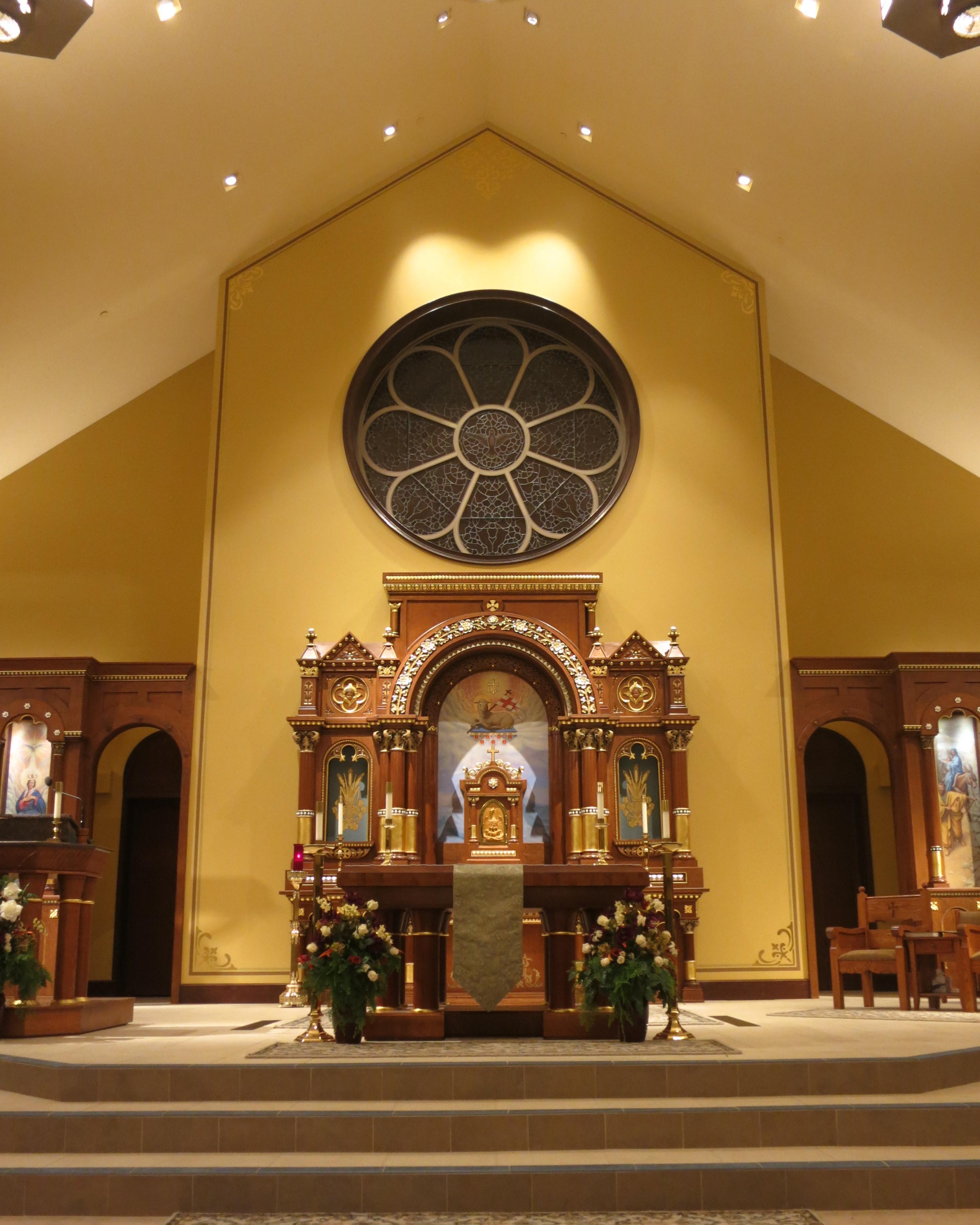 Filest John Neumann Sunbury Ohio Sanctuary Jpg