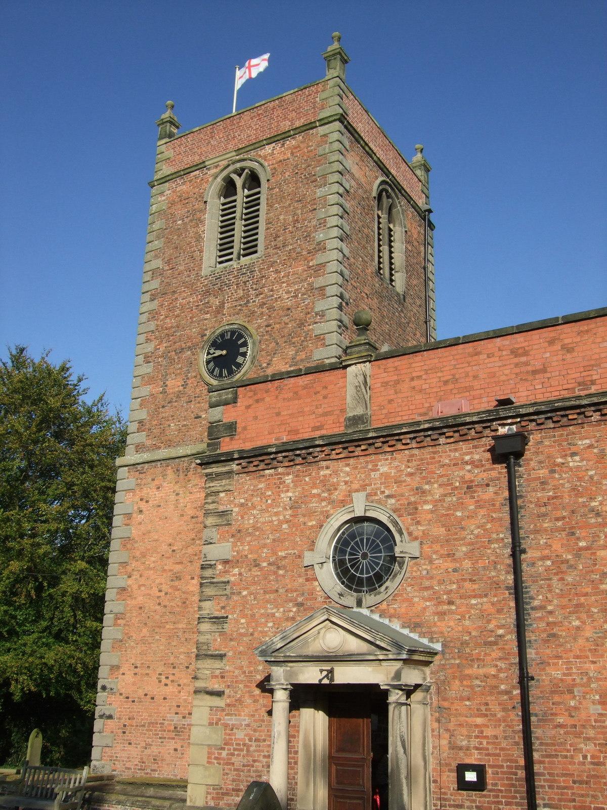 St Bartholomews Church Minshull