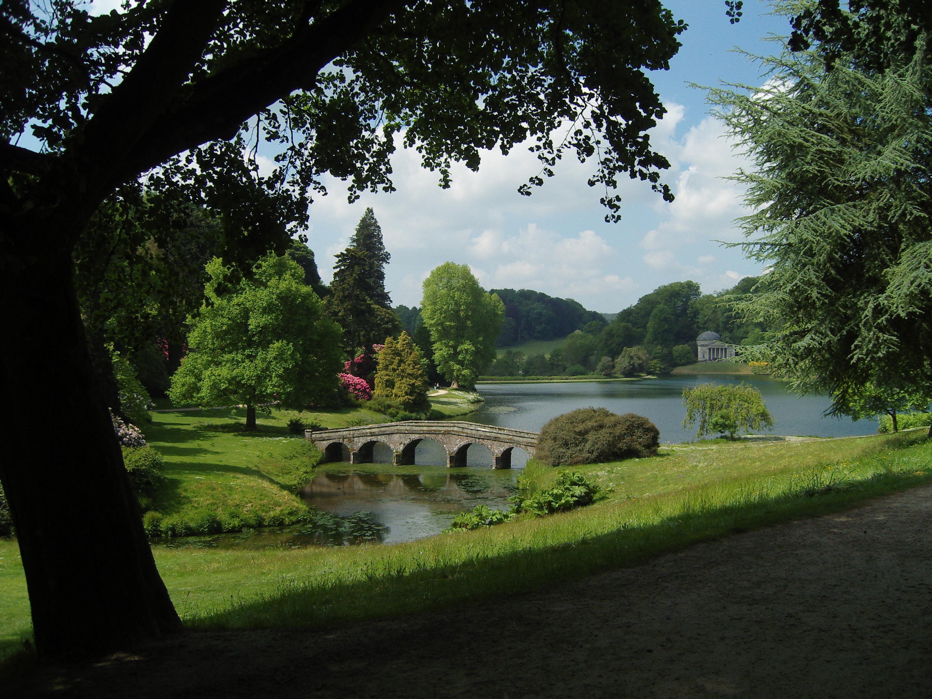 Jardin Classique À La Française jardin à l'anglaise — wikipédia