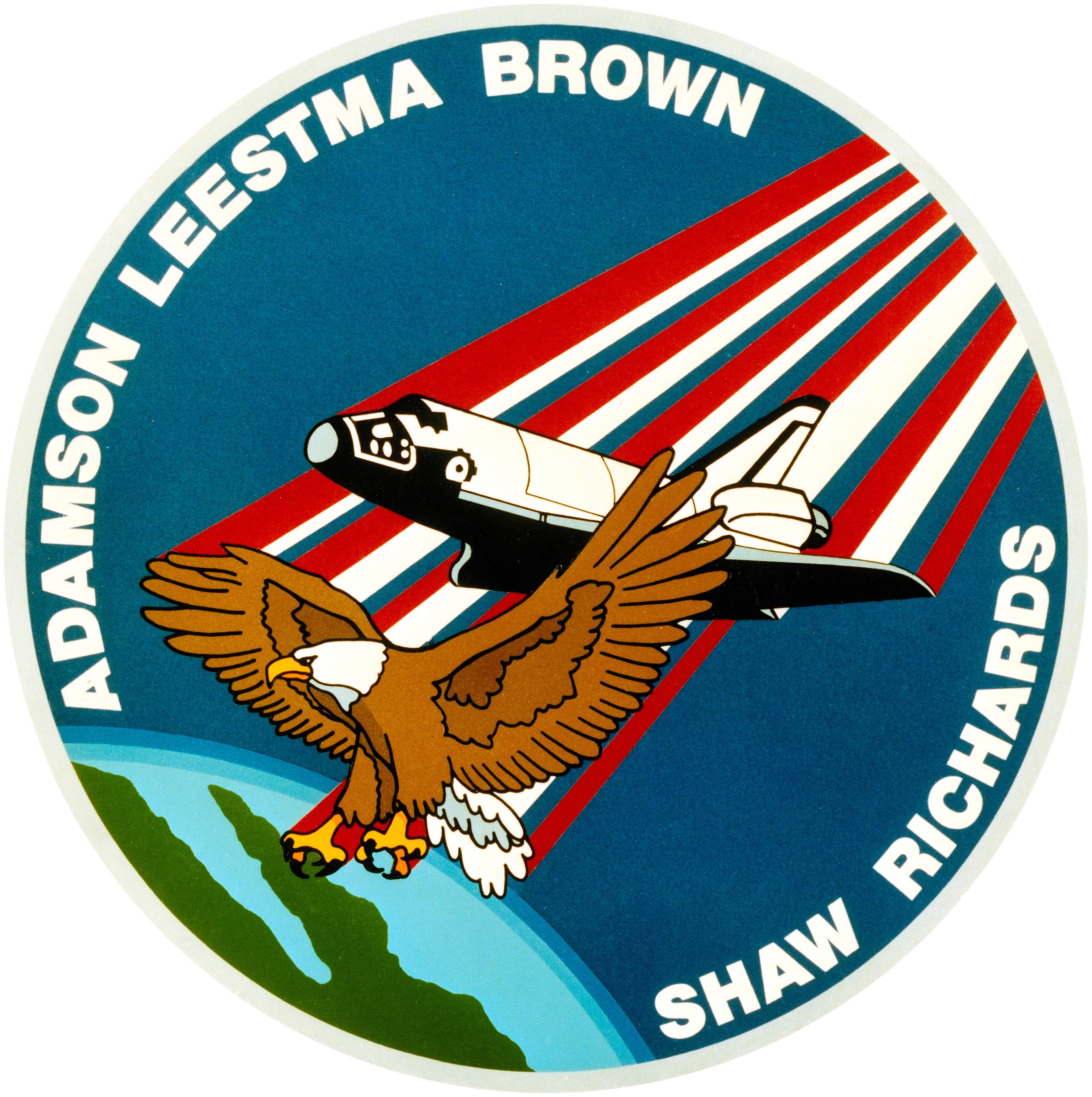 NASA Badge Template - Pics about space