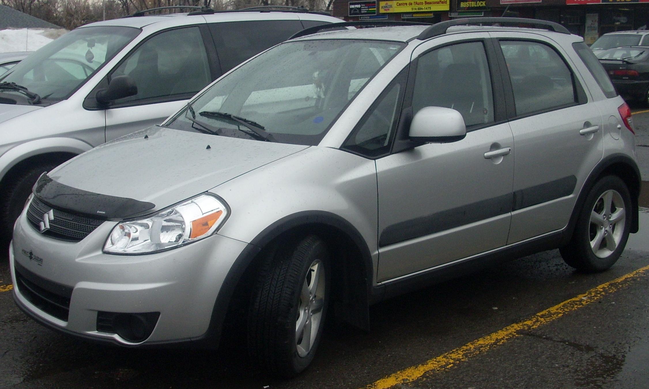 Suzuki Sx Hatchback Price