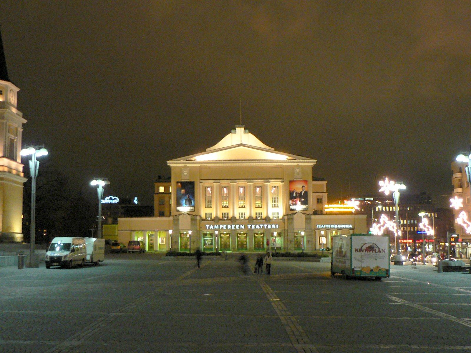 Tampere Teatteri