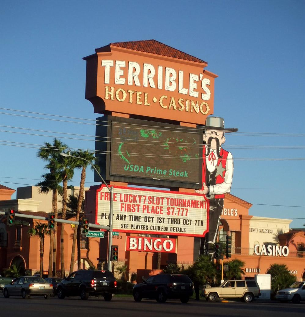 Terrible herbst casino 17