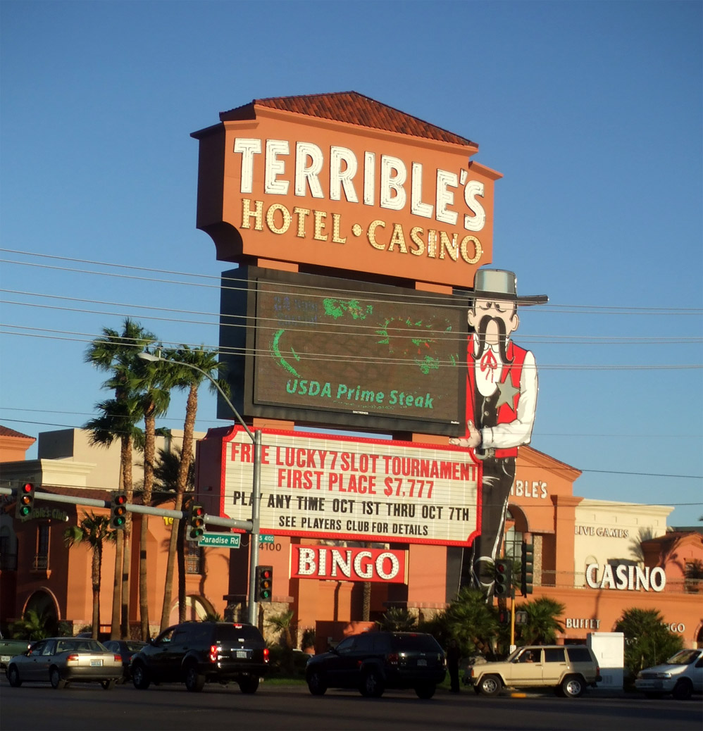 Terribles hotel and casino which casino in las vegas have blackjack switch